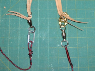 Leash System 1 and 2