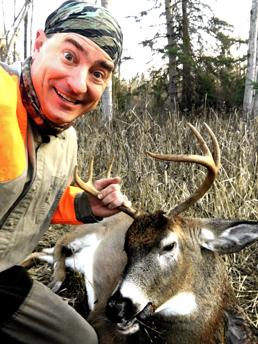 8-Point Buck for 2016 Hunting