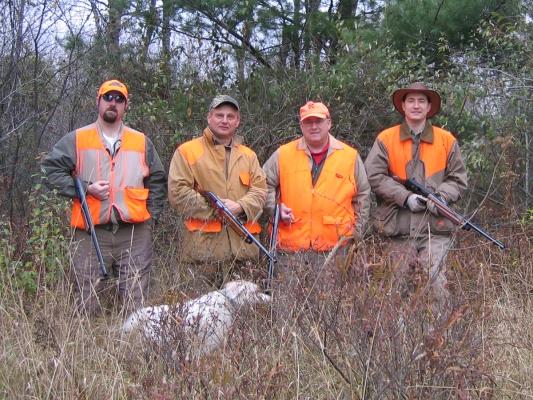 2008 Hunting Crew