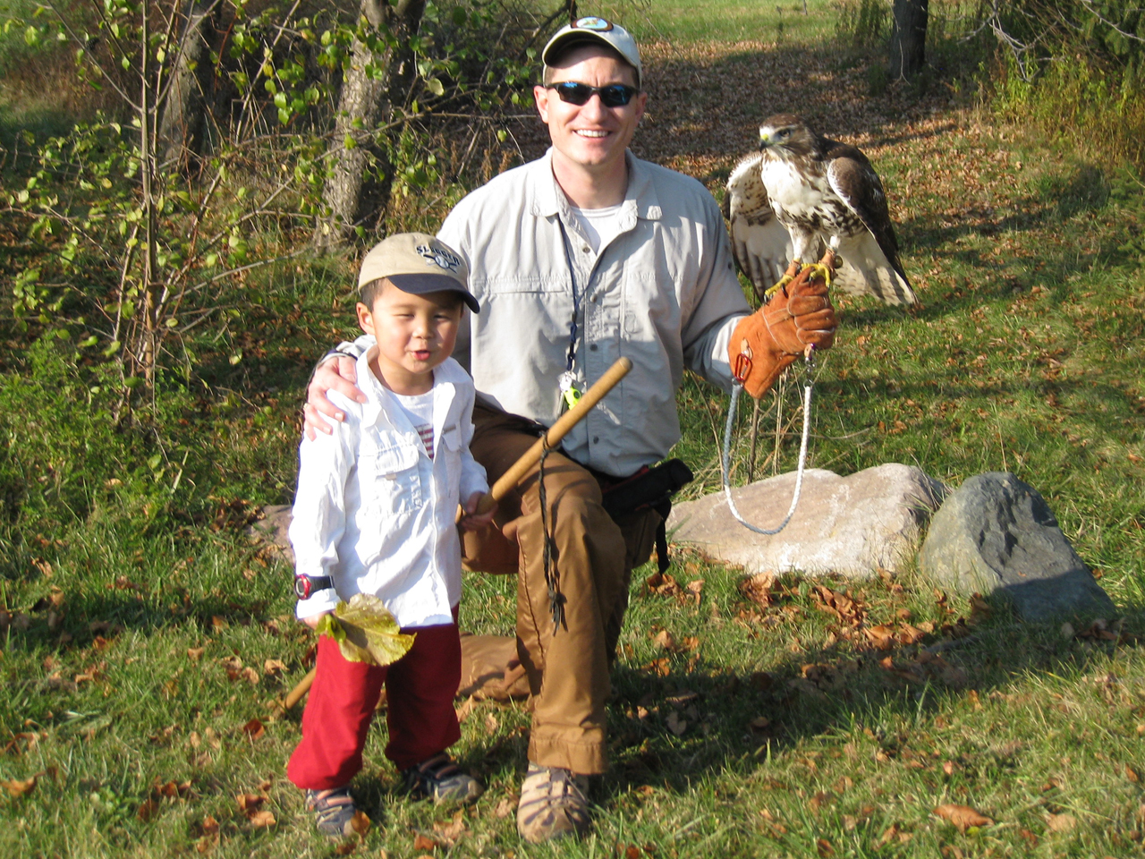 Marius' First Hunt