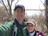 Chris & Kelly at Magee Marsh Boardwalk