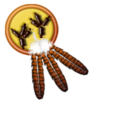 Austringer Button Logo