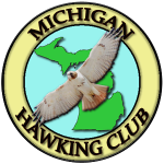 Michigan Hawking Club Logi