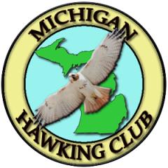 Michigan Hawking Club Logi