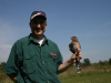 Chris Holding Coopers Hawk